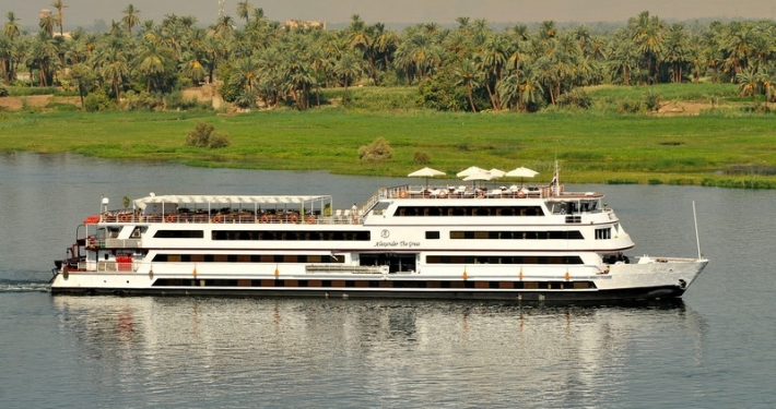 Yacht Alexander the Great