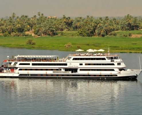 Luxus Nilkreuzfahrt