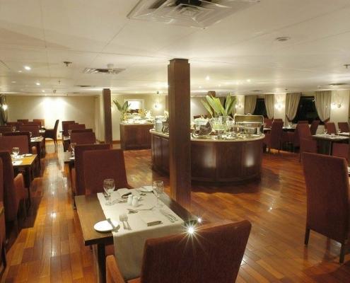 Yacht Alexander the Great - Red Fiesta Restaurant