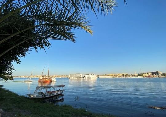 Luxus Nilkreuzfahrt ab Luxor