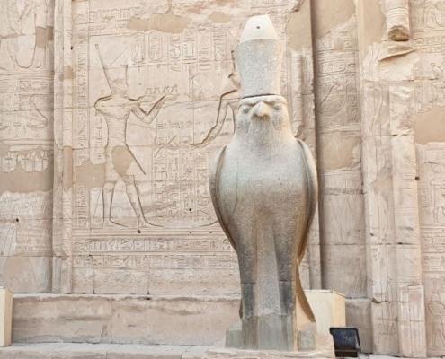 Edfu Tempel Horus