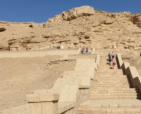 Felsengräber El Kab