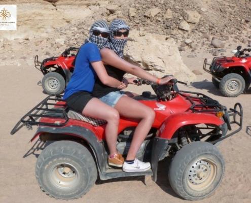 Hurghada Ausflug Quad Tour