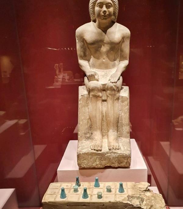 Hurghada Museum Statuen